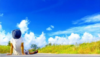 夏休みですね♪(2020/08/07 11:20)満島 あかねのブログ画像
