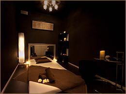 高級感漂う完全個室の「くつろぎの空間」のイメージ